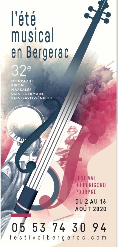 Caruso24 • Calendrier Dordogne Périgord Août 2020   Animations