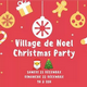Village de Noel Christmas party à Marsac-sur-l'Isle du 21/11/2019 au 22/11/2019