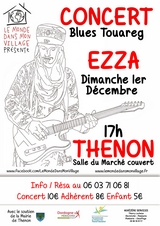 Trio de Blues Touareg EZZA